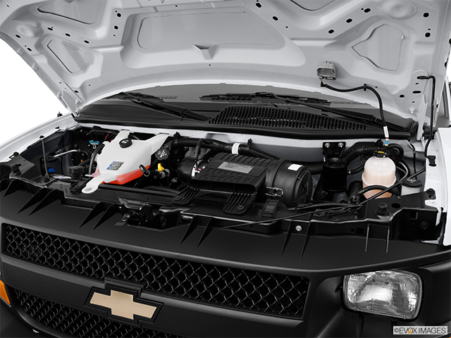 2013 Chevrolet Express Cargo Engine