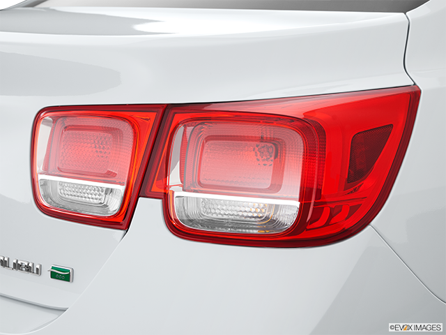 2013 Chevrolet Malibu Passenger Side Taillight