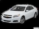 2013 Chevrolet Malibu Front angle view