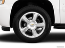 2013 Chevrolet Tahoe Front Drivers side wheel at profile