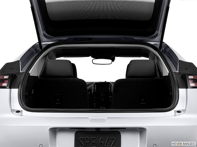 2013 Chevrolet Volt Trunk open