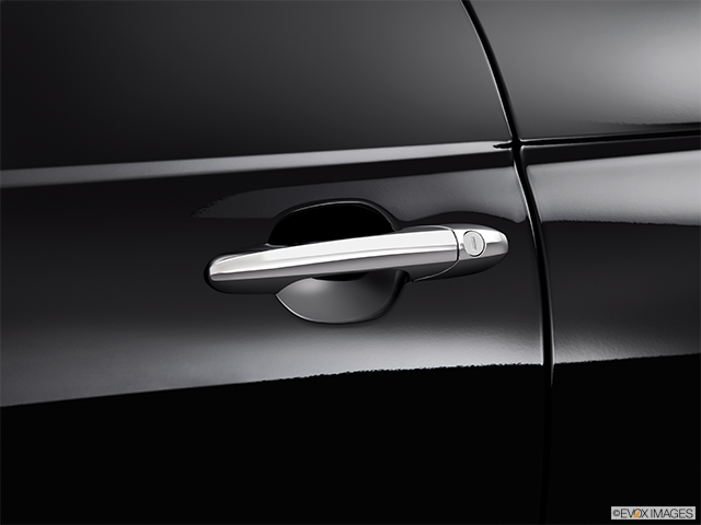 2013 FIAT 500e Drivers Side Door handle