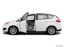 2013 Ford C-MAX Hybrid Driver's side profile with drivers side door open