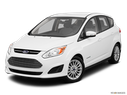 2013 Ford C-MAX Hybrid Front angle view