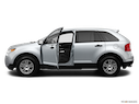 2013 Ford Edge Driver's side profile with drivers side door open