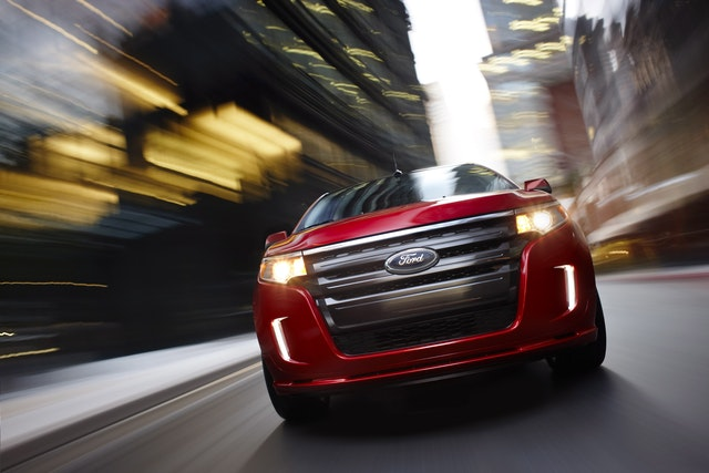 2013 Ford Edge Exterior
