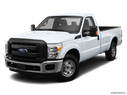2013 Ford F-250 Super Duty Front angle view