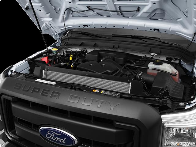 2013 Ford F-250 Super Duty Engine