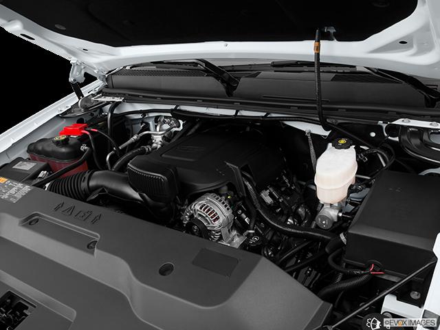 2013 GMC Sierra 2500HD Engine