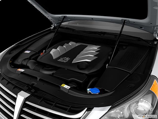 2013 Hyundai Equus Engine