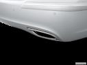 2013 Hyundai Equus Chrome tip exhaust pipe