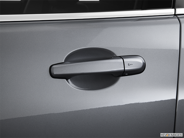 2013 Jaguar XF Drivers Side Door handle