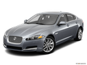 2013 Jaguar XF Front angle view