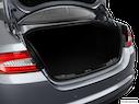 2013 Jaguar XF Trunk open