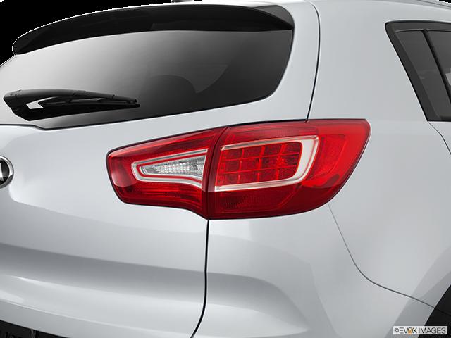 2013 Kia Sportage Passenger Side Taillight