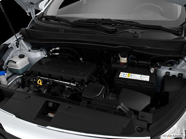 2013 Kia Sportage Engine