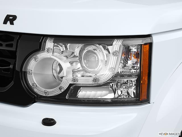 2013 Land Rover LR4 Drivers Side Headlight