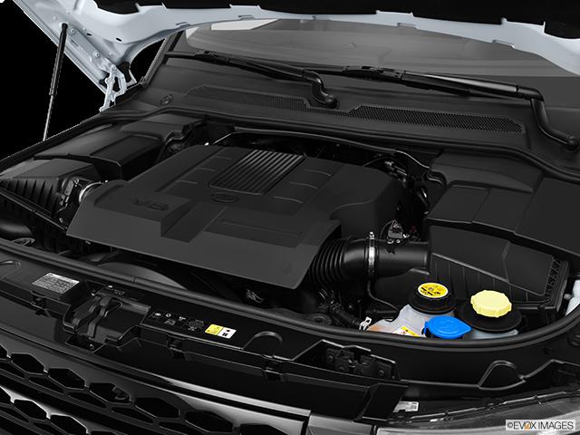 2013 Land Rover LR4 Engine