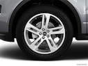 2013 Land Rover Range Rover Evoque Front Drivers side wheel at profile