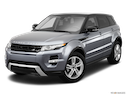 2013 Land Rover Range Rover Evoque Front angle view
