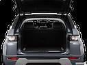 2013 Land Rover Range Rover Evoque Trunk open