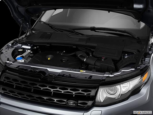 2013 Land Rover Range Rover Evoque Engine