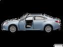 2013 Lexus ES 350 Driver's side profile with drivers side door open