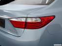 2013 Lexus ES 350 Passenger Side Taillight