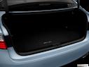 2013 Lexus ES 350 Trunk open