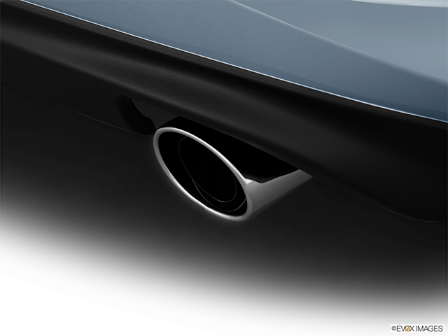 2013 Lexus ES 350 Chrome tip exhaust pipe