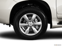 2013 Lexus GX 460 Front Drivers side wheel at profile