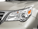 2013 Lexus GX 460 Drivers Side Headlight