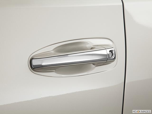 2013 Lexus GX 460 Drivers Side Door handle