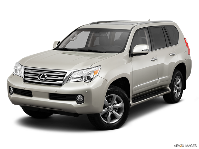2013 Lexus GX 460 Front angle view