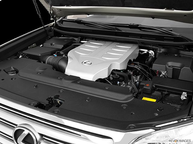 2013 Lexus GX 460 Engine