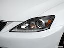 2013 Lexus IS 250 Drivers Side Headlight
