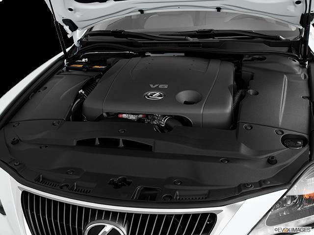 2013 Lexus IS 250 Engine