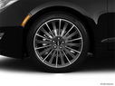 2013 Lincoln MKZ Front Drivers side wheel at profile