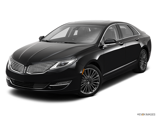 2013 Lincoln MKZ Front angle view