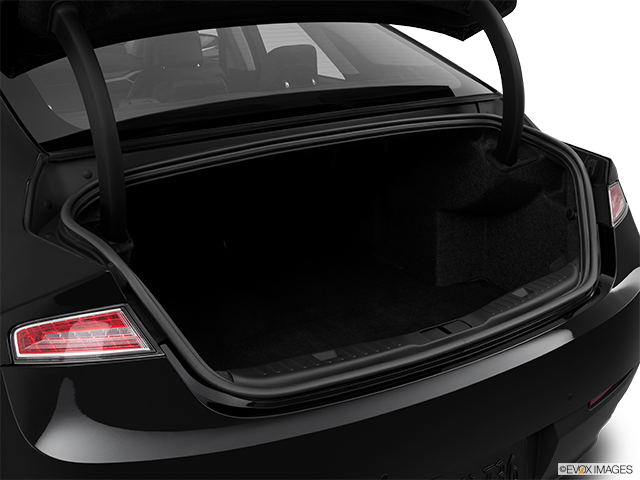 2013 Lincoln MKZ Trunk open
