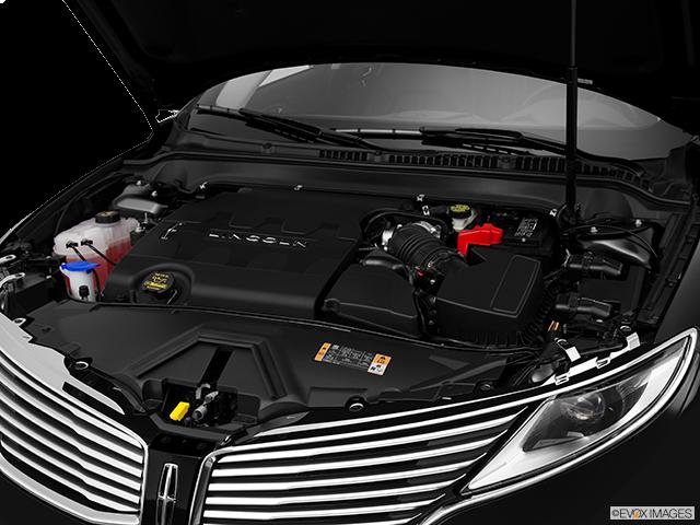 2013 Lincoln MKZ Engine