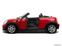 2013 MINI Roadster Driver's side profile with drivers side door open