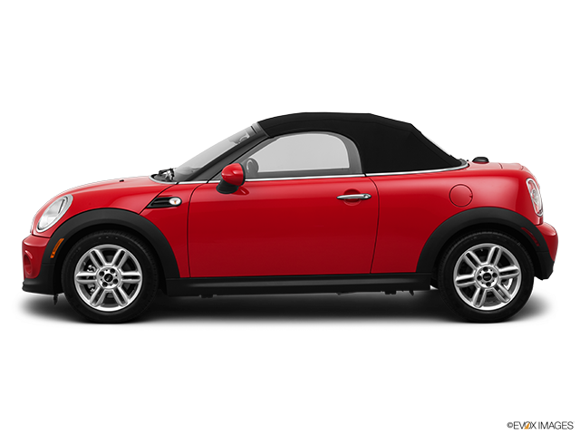 2013 MINI Roadster Drivers side profile, convertible top up (convertibles only)