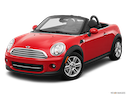 2013 MINI Roadster Front angle view