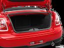 2013 MINI Roadster Trunk open
