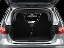 2013 Mazda Mazda5 Trunk open