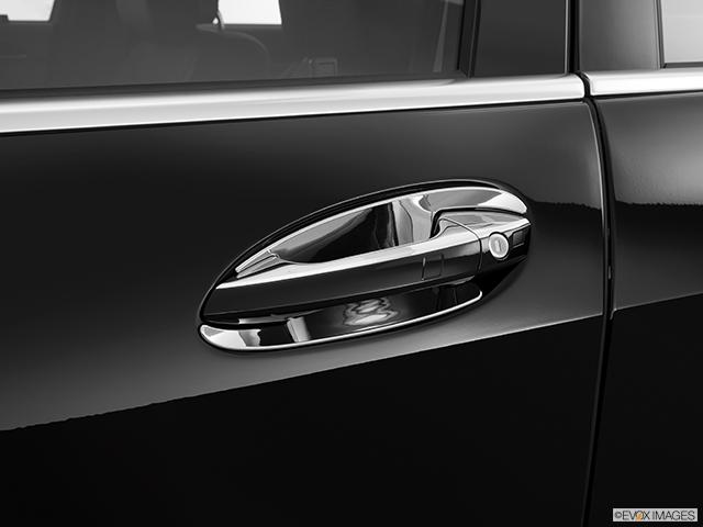 2013 Mercedes-Benz S-Class Drivers Side Door handle