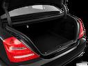 2013 Mercedes-Benz S-Class Trunk open