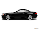 2013 Mercedes-Benz SL-Class Drivers side profile, convertible top up (convertibles only)