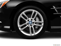 2013 Mercedes-Benz SL-Class Front Drivers side wheel at profile